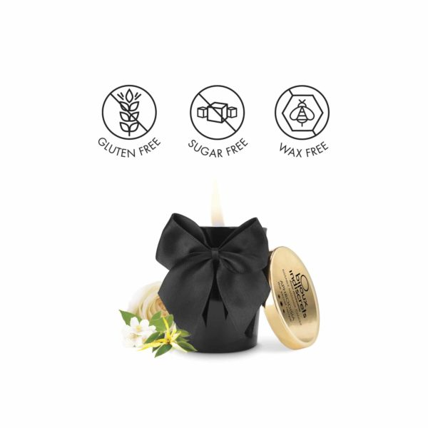 Bijoux Indiscrets® Aphrodisia, bougie de massage parfumée
