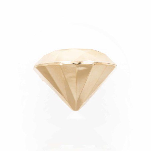 Bijoux Indiscrets® Twente One, vibromasseur diamant