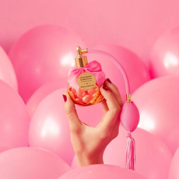 Bijoux Indiscrets® Bubblegum, brume corporelle